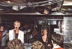DD at the Rum Runner - 1980