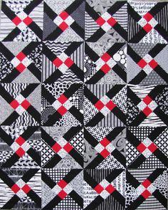 Barbara Brackman's MATERIAL CULTURE: How I Use BlockBase: Quick Quilts