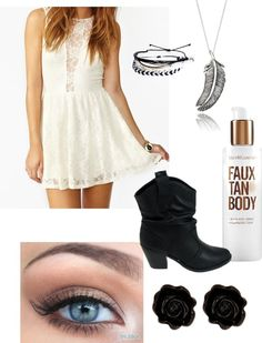 """Summer Time My Style"" by alexis-bartoldo on Polyvore"