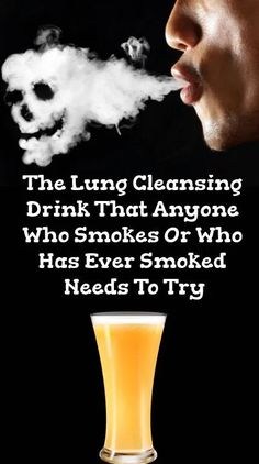 The Lung Cleansing Drink That Anyone Who Smokes Or Who Has Ever Smoked Needs To . Diet Weight Loss The Lung Cleansing Drink That Anyone Who Smokes Or Who Has Ever Smoked Needs To Try - Diet - Weight Loss Lung Detox, Lung Cleanse, Body Cleanse, Cleanse Detox, Smoking Causes Cancer, Fitness Models, Fitness Tips, Health Fitness, Natural Detox Drinks