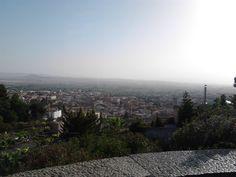 Vistas desde el Albaycín.