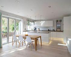 01 Gorgeous Modern Scandinavian Kitchen Ideas