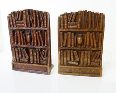 library bookends