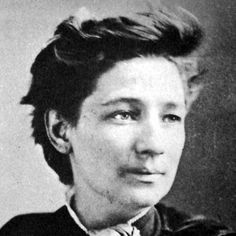 Victoria Woodhull, the first woman to run for president in the U.S. in 1872--BEFORE women could even vote.