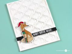 Jennifer McGuire | CRAFTING ON THE GO + GIVEAWAY | warm winter wishes