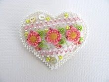 Wonderful Miracles out of Felt by Paulette Racanelli, фото № 14 Embroidery Hearts, Felt Embroidery, Sewing Crafts, Sewing Projects, Christmas Hearts, Felt Decorations, Felt Fabric, Felt Hearts, Felt Dolls