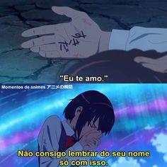 Kimi No Na Wa, Anime Triste, Japanese Landscape, Sad Girl, Dark Anime, Your Name, Fujoshi, Death Note, Otaku Anime