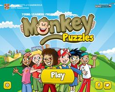 According to researchers from Cambridge University, children can study and learn better English through online games. For this reason they have created a range of free educational games for English learners of all levels. English Exam, English Games, English Activities, Teaching Activities, English Lessons, Learn English, Teaching Ideas, English Class, Education English