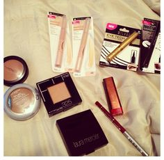 Some of the best make up products out there and not too pricey!