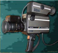#video #camera #80s #tape
