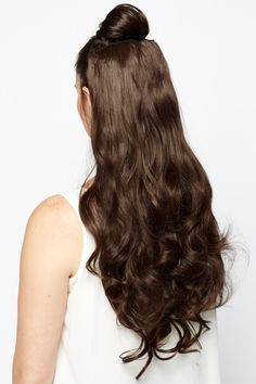 Curly Clip In Hair Extensions  #hairpiece #hairextensions #summer #fashion