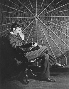 Portal Pop, Nikola Tesla Inventions, Nicola Tesla, Tesla Technology, Cs Lewis Quotes, Tesla Coil, Thing 1, Quantum Physics, Physicist