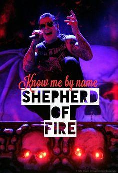 Avenged Sevenfold - Shepherd Of Fire