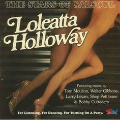 Loleatta Holloway - The Stars Of Salsoul (inc Bobby Guttadaro & Larry Levan Remixes) (2xLP, Comp)