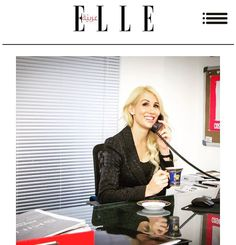 Check out our very own, Alison Atia, Managing Director of Skin O2, featured in Elle Arabia!