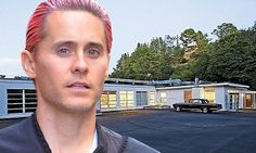 Jared Leto upsets his new neighbours as he throws Halloween bash