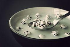 storm troopers for breakfast #starwars #theforce