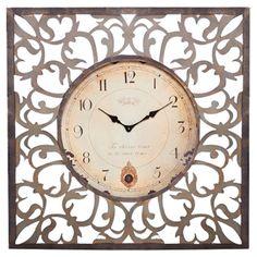 Marvelle Wall Clock at Joss & Main