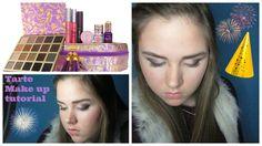 Tarte Bon Voyage 2014 New Years Eve Makeup Tutorial