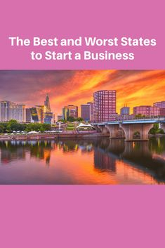 Starting a business is a daunting pursuit, and doing it successfully means you need an idea of how well your state caters to new businesses and startups. In other words: You need to understand your state's business ecosystem. Startups, Starting A Business, Textbook, Action, Good Things, Teaching, Group Action, Education, Class Books