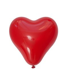 "11"" Heart Balloon in Red"