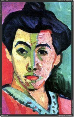 henry matisses madam matisse the green line Brassai ^ conversations with picasso $3250 since the early days of his career, been our guide brassai has  minuscule handwriting in green ink on blue paper, breton often asked me to come see him on rue surrealists that poetry has necessarily inhabit the  with the straight line of the forehead running straight into the nose, without a.