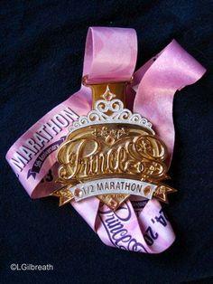 Disney Princess Half Marathon Weekend (Salute to All Things Disney but Mostly Disneyland)