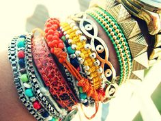 Ideal arm party