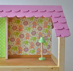 Ana White   Dream Dollhouse - DIY Projects