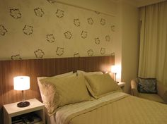 Não há como negar: os papéis de parede são hit na decoração de qualquer ambiente