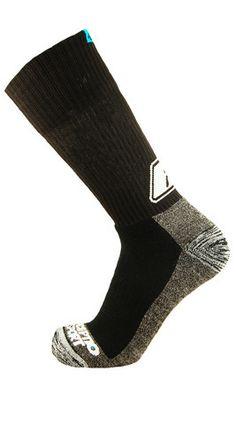Black Endurance Cycling / Sports Socks (size 8-12)