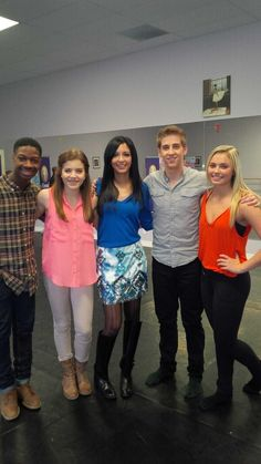 The Next Step cast I like Riley's outfit