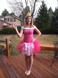 Princess Aurora costume for Senior Ball Princess Aurora Costume, Princess Running Costume, Disney Princess, Run Disney Costumes, Running Costumes, Halloween Costumes, Princesse Aurora, Disney Running, Disney Trips