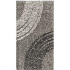 Safavieh Porcello Grey Rug (2'7 x 5')