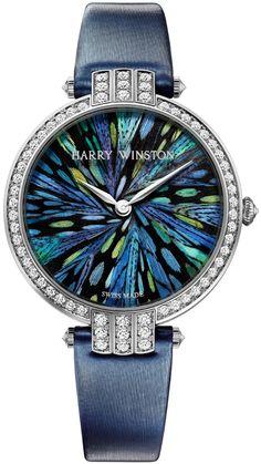 Harry Winston Feather Watch - T Magazine