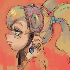 Art by めんたん @anokoid