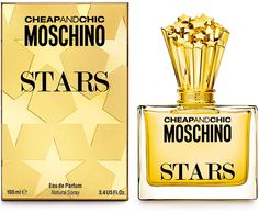 Encontre Seu Perfume- TROUVER VOTRE PARFUM  (E.S.P): STARS de Moschino Cheap and Chic
