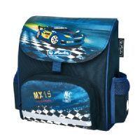 HERLITZ - Mini Softbag - Super Racer #herlitz #softbag #superracer #mini #rucksack #schulrucksack ##blau #kind #schule