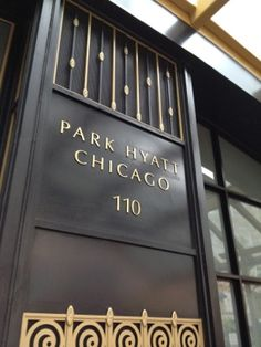 Park Hyatt Chicago - Gorgeous rooms with amazing bathtubs!