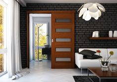 posuvné dveře My House, Divider, Room, Furniture, Home Decor, Google, Kitchen, Ideas, Drawing Rooms