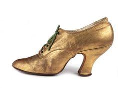 Shoes ca. 1880-90