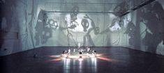 """Christian Boltanski, """"Théâtre d'ombres"""", 1984  L'ombra è un inganno: è solo una minuscola figurina di cartone, ma sembra grande come un leone. L'ombra è la rappresentazione di noi stessi di un deus ex machina. È questo il senso in cui l'ombra mi interessa, giacché è il teatro in sé, nel suo essere artificio."""