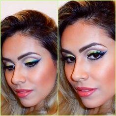 Strong! https://www.makeupbee.com/look.php?look_id=97973