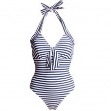 Lac Leman (navy stripes) Alprausch bathing suit for sunbathing and swimming Bikini, Navy Stripes, Bathing Suits, Beachwear, Swimming, Bikini Swimsuit, Beach Playsuit, Swim, Swimsuits
