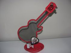 One Direction Jewelry Holder Organizer with Hooks Guitar Shape - from $9.99  http://astore.amazon.com/1dstore-20/detail/B00AHMW3GK