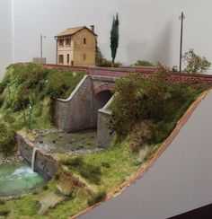 Nice diorama on Italian form
