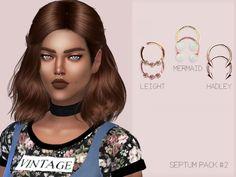 Arthurlumierecc: Septum pack 2 • Sims 4 Downloads