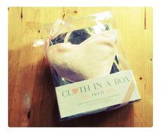 Face It: un amour de débarbouillette par Cloth in a Box