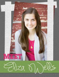 """Stand & Shine Magazine: Meet Eliza Wells: Creator of """"12 Weeks of Progress"""""""