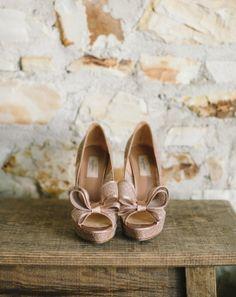 Lazaro 3100 | Real Wedding Inspiration | PreOwned Wedding Dresses